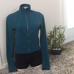 Lululemon crop jacket